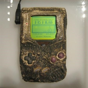 Bombed gameboy 1